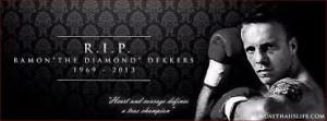 Ramon Dekkers RIP