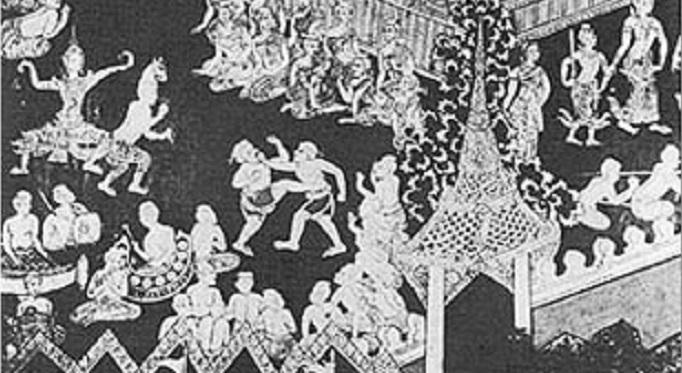 history-muay-thai