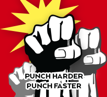 How to Punch Harder and Faster – The Definitive Guide
