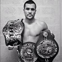 farang thai boxer