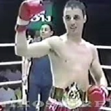 first foreign lumpini champion