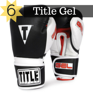 picture of title gel boxing gloves