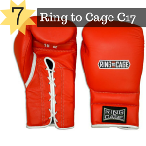 picture of ring to cage boxing gloves