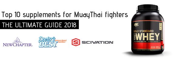 Top 10 Supplements For Muay Thai Fighters - MAHQ Ultimate Guide